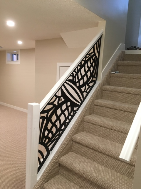 Stair fencing